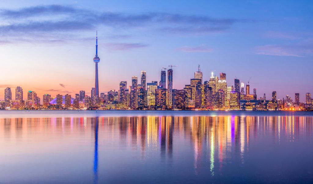 WestJet begins early-morning Toronto flight this summer