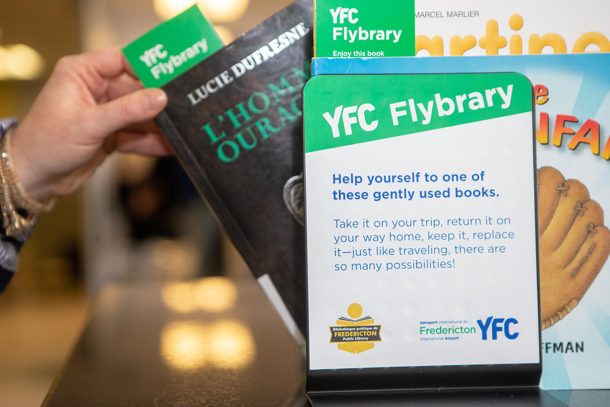 YFC FLYBRARY