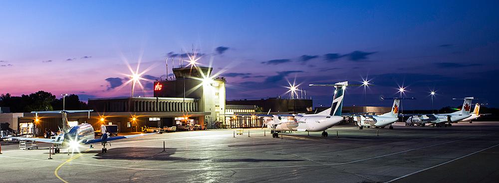Fredericton Internaional Airport