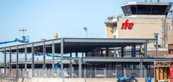 Terminal Expansion l'agrandissement et la rénovation de l'aérogare